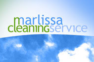 Website en brochure voor Marlissa Cleaning Service